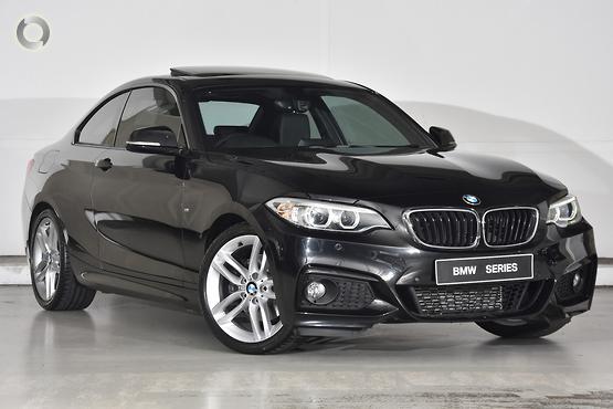 2015 BMW 220 d M Sport