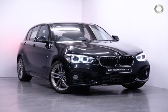 2018 BMW 118 i M Sport
