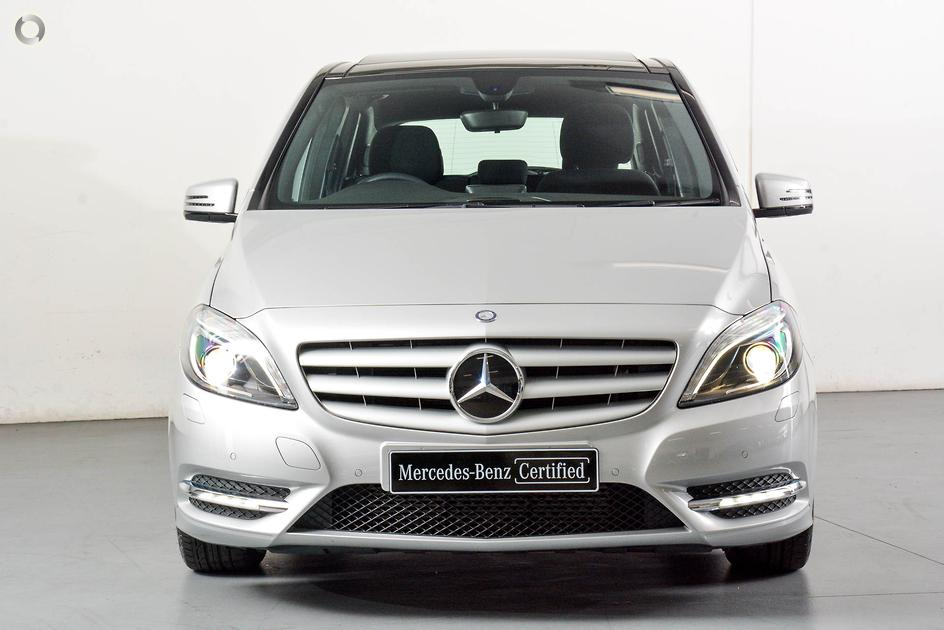 2012 Mercedes-Benz B 180 BLUEEFFICIENCY Hatch