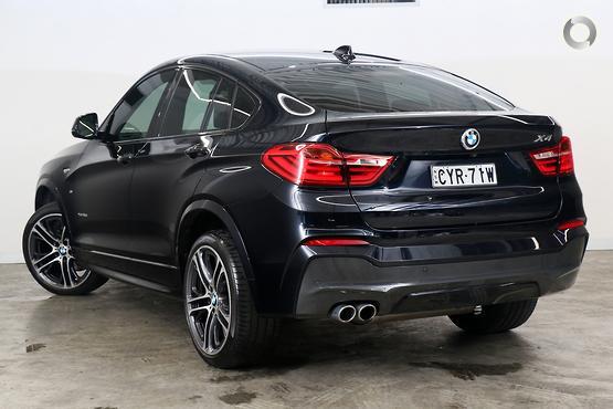 2015 BMW X 4 xDrive30d