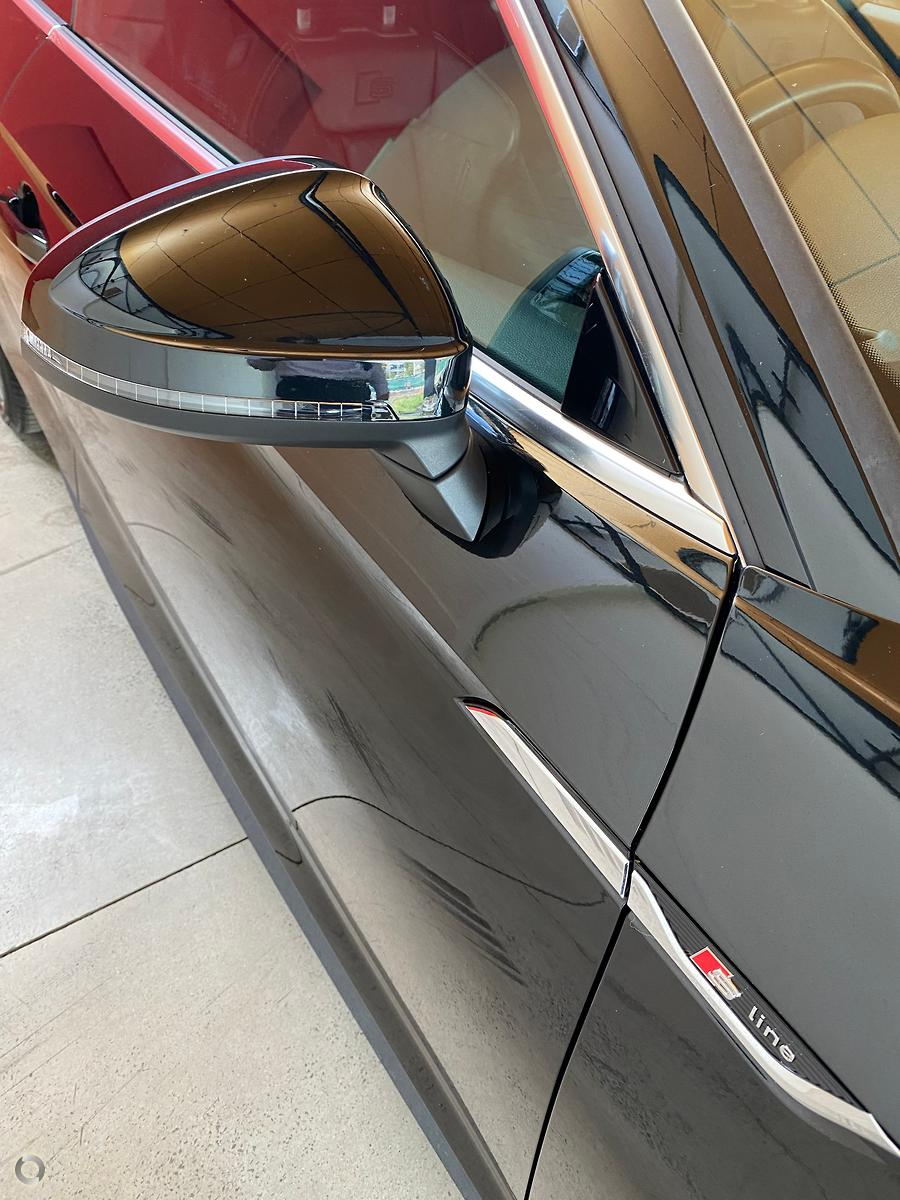 2017 Audi A5 sport F5