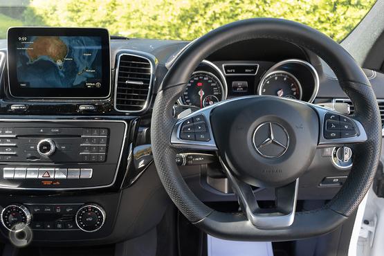 2018 Mercedes-Benz GLE 500 E