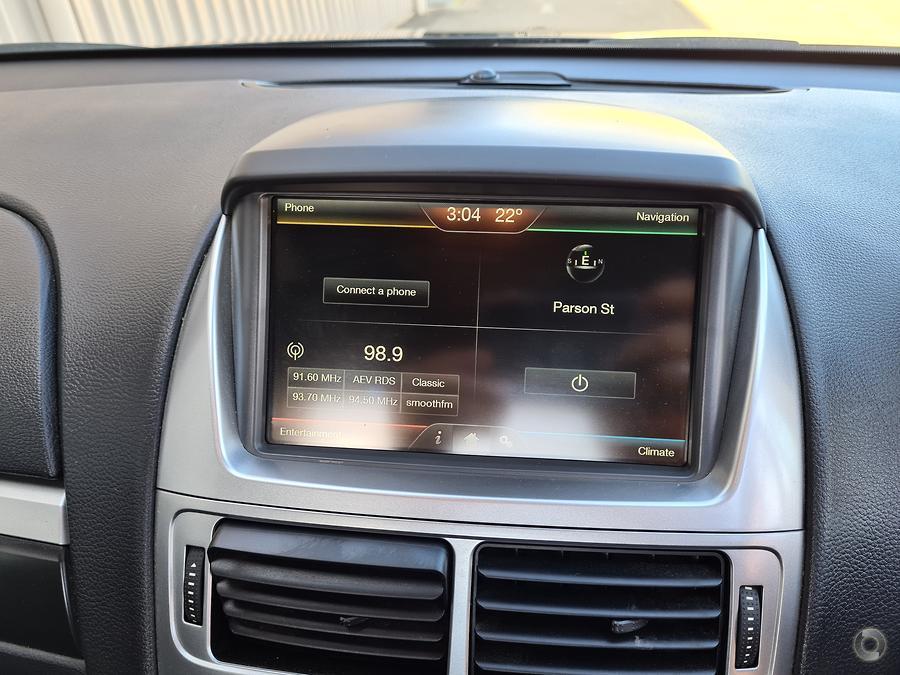 2015 Ford Falcon Ute XR6 Turbo FG X