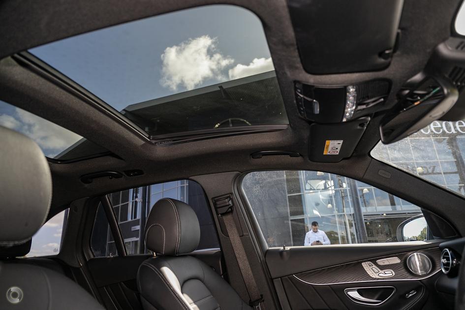 2017 Mercedes-Benz GLC 250 D Wagon
