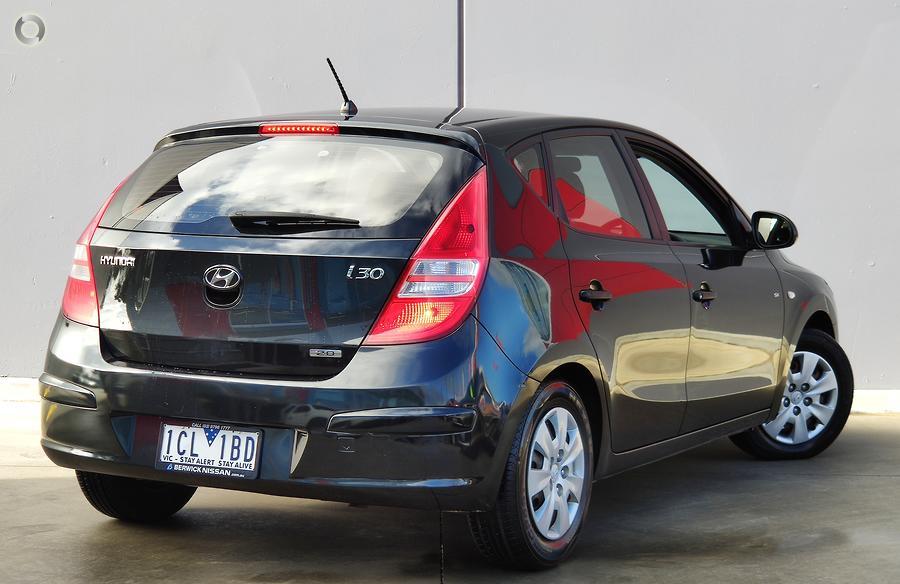 2009 Hyundai i30 SX FD