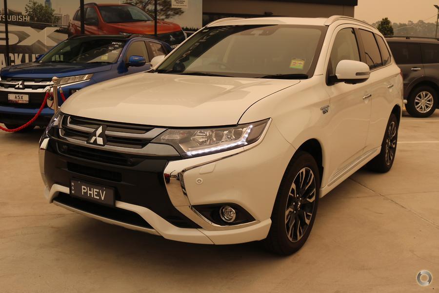 2018 Mitsubishi Outlander PHEV Exceed ZK