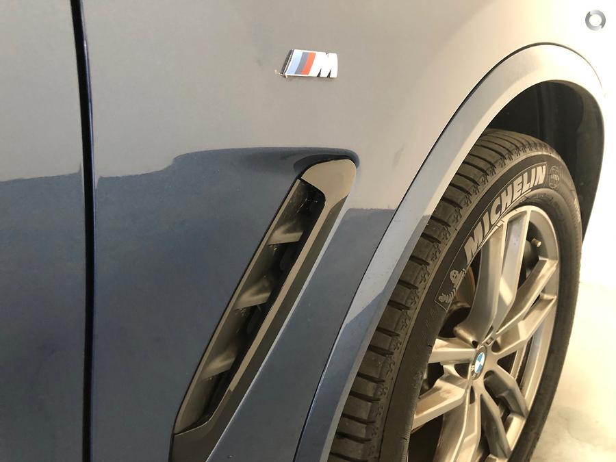 2018 BMW X4 xDrive20d M Sport
