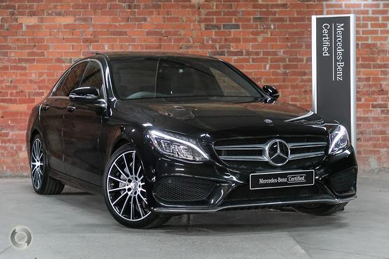 2016 Mercedes-Benz <br>C-CLASS