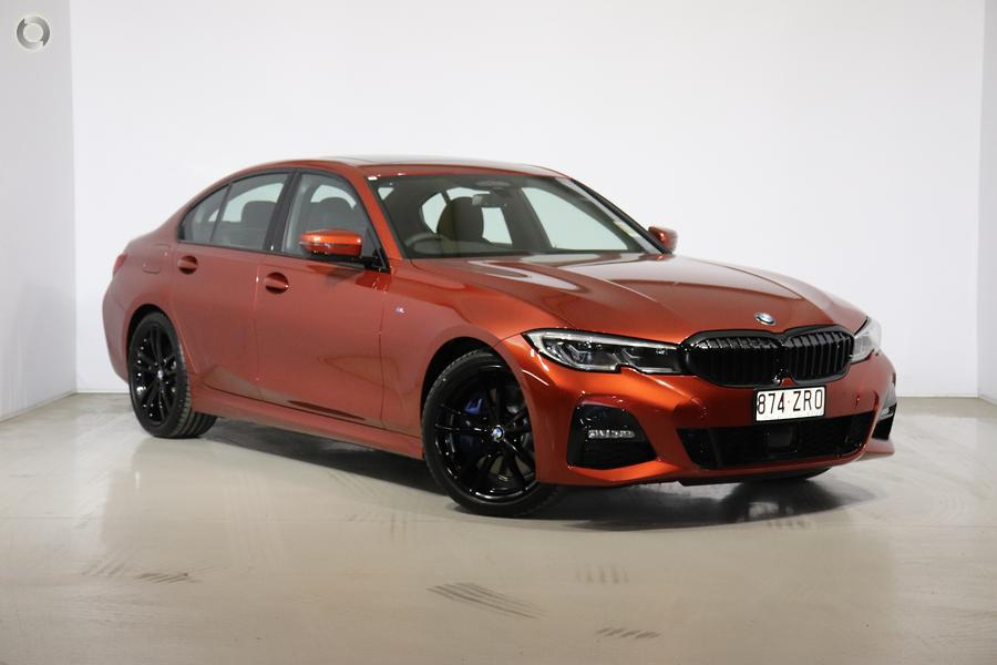 2020 BMW 330i Luxury Line