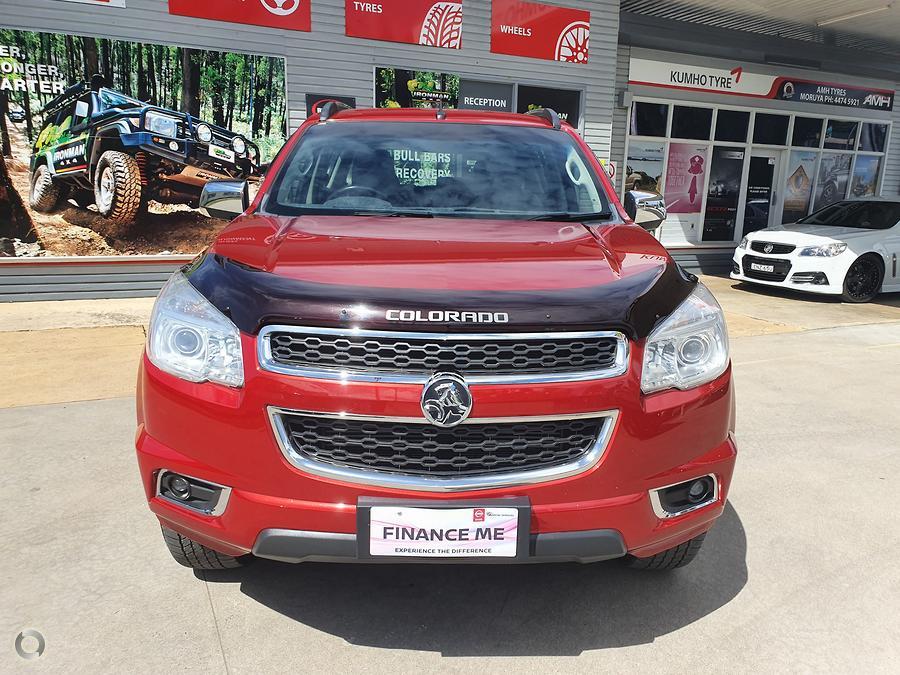 2012 Holden Colorado 7 LTZ RG