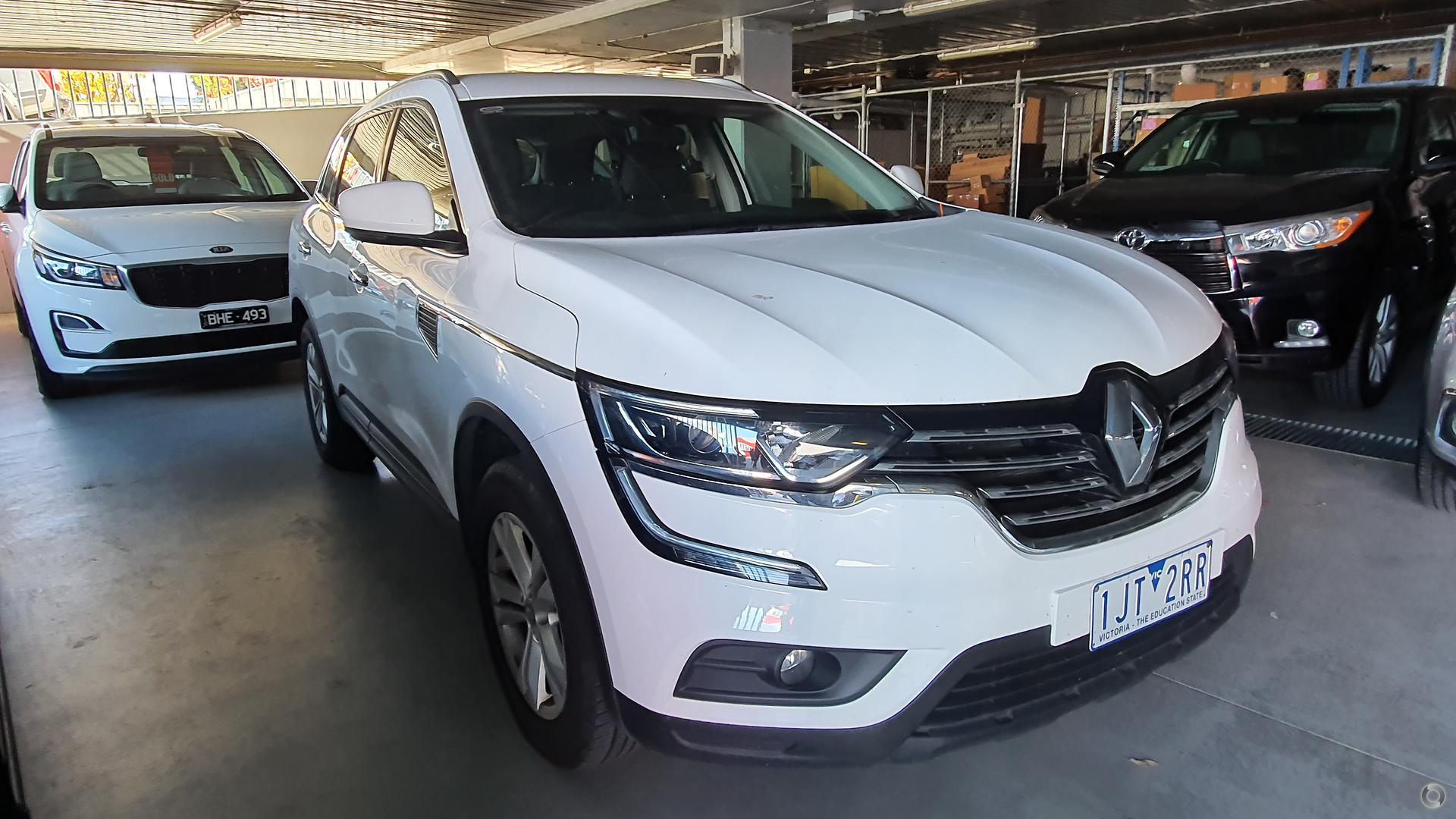 2017 Renault Koleos Life HZG
