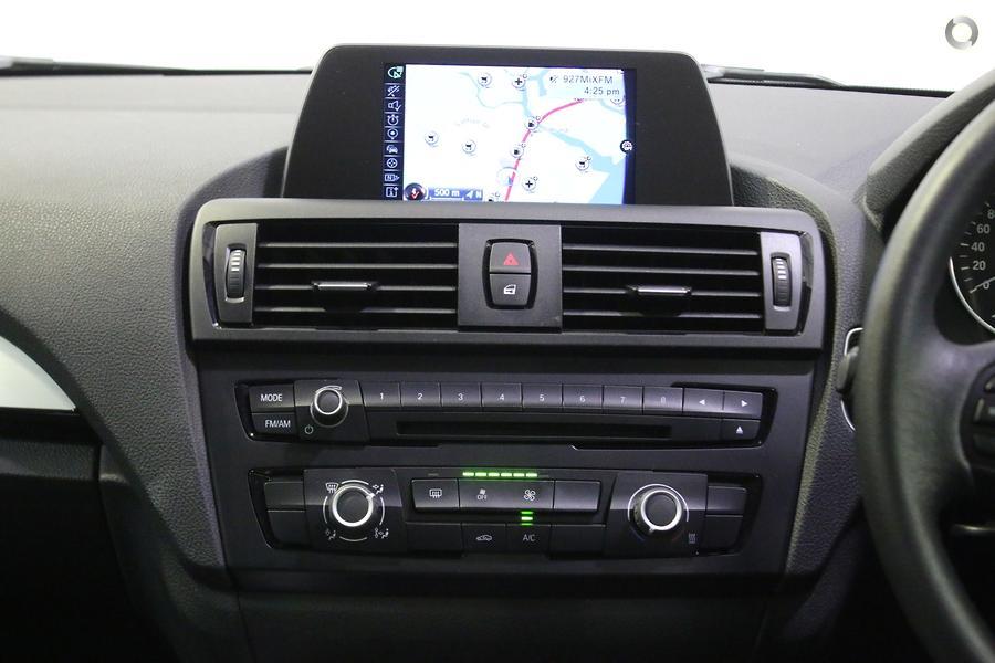 2015 BMW 116i