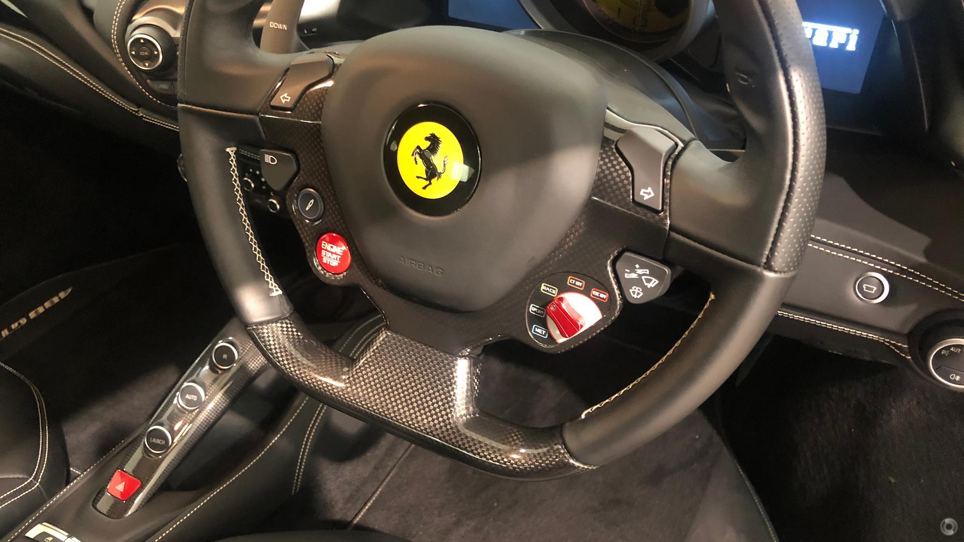 2018 Ferrari 488 GTB  F142