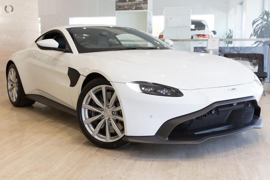 2019 Aston Martin Vantage  (No Series)