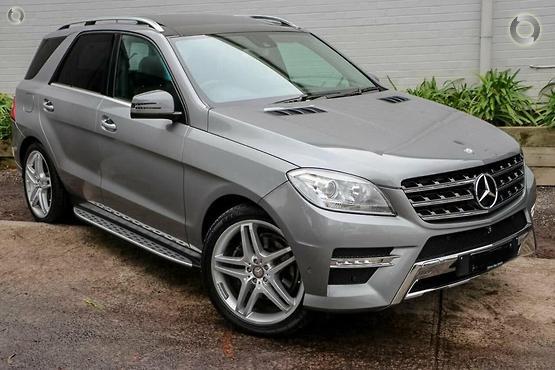 2015 Mercedes-Benz <br>M-CLASS