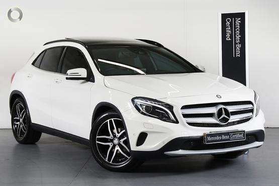 2016 Mercedes-Benz GLA 180