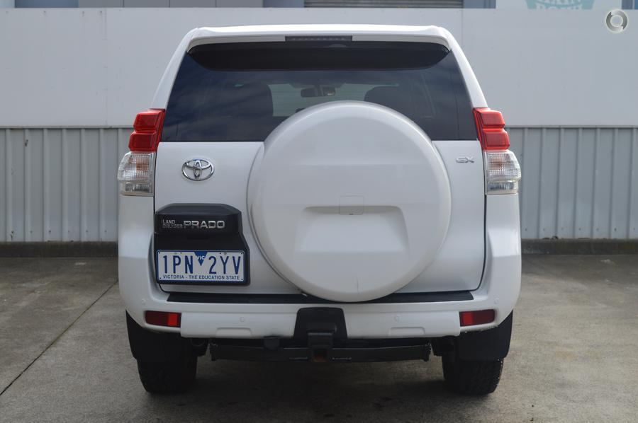 2012 Toyota Landcruiser Prado GX KDJ150R