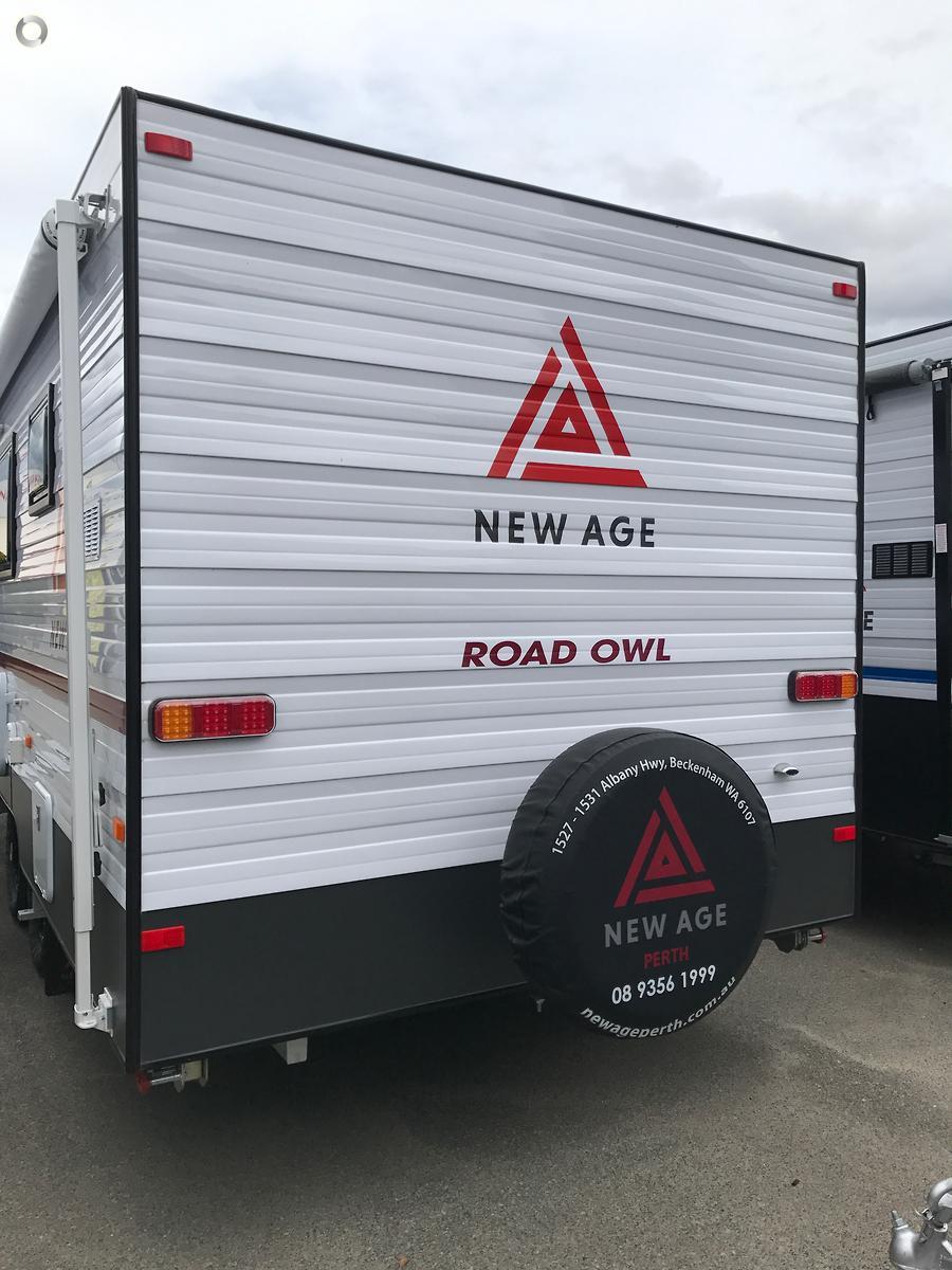 2019 New Age Road Owl RO21BE Comfort Plus
