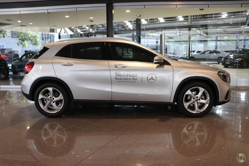 2019 Mercedes-Benz GLA 220 D Wagon