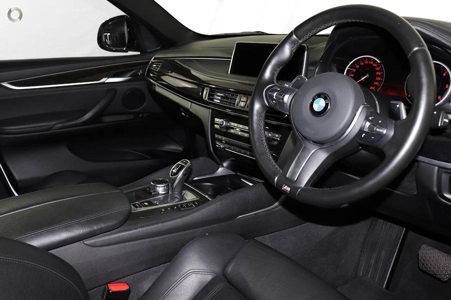 2015 BMW X6 xDrive30d