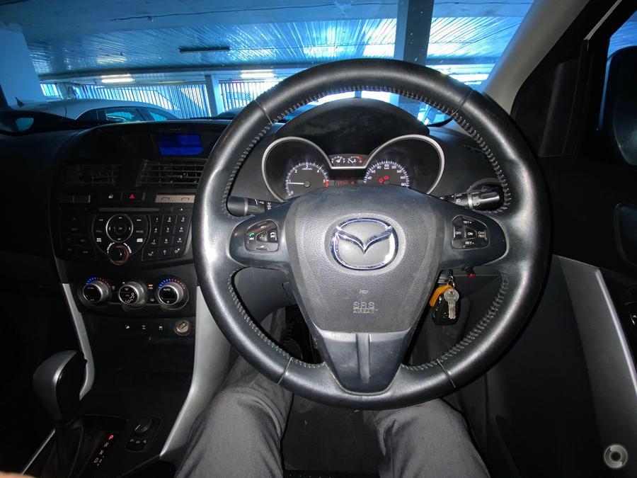 2014 Mazda BT-50 GT UP