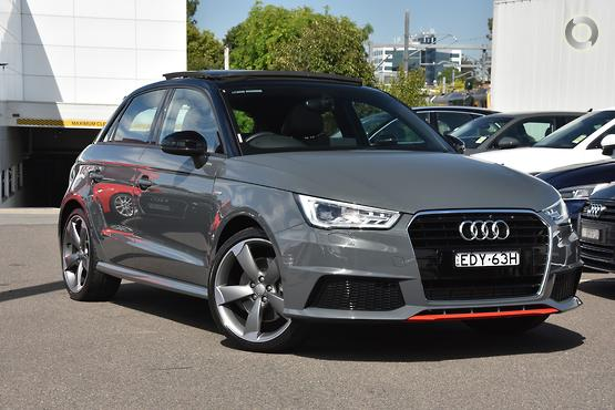 2015 Audi A1 S Line 8X