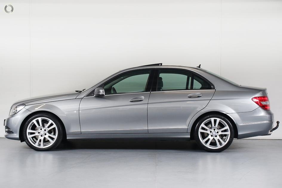 2013 Mercedes-Benz C 250 AVANTGARDE Sedan