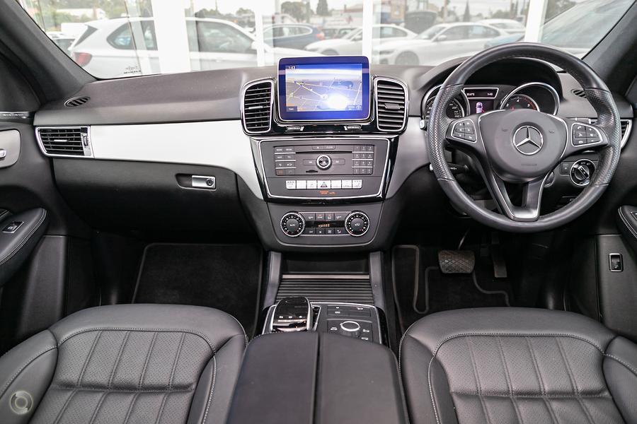2018 Mercedes-Benz GLE250 d