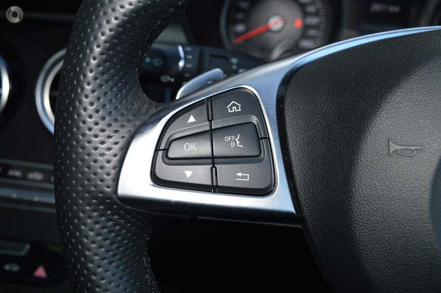 2018 Mercedes-Benz GLC250  C253