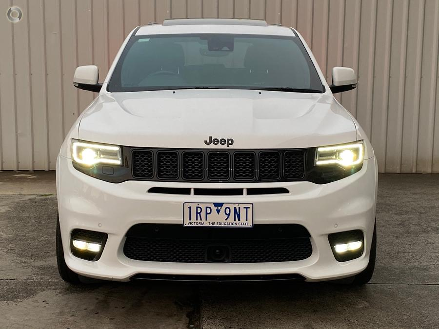 2018 Jeep Grand Cherokee SRT WK