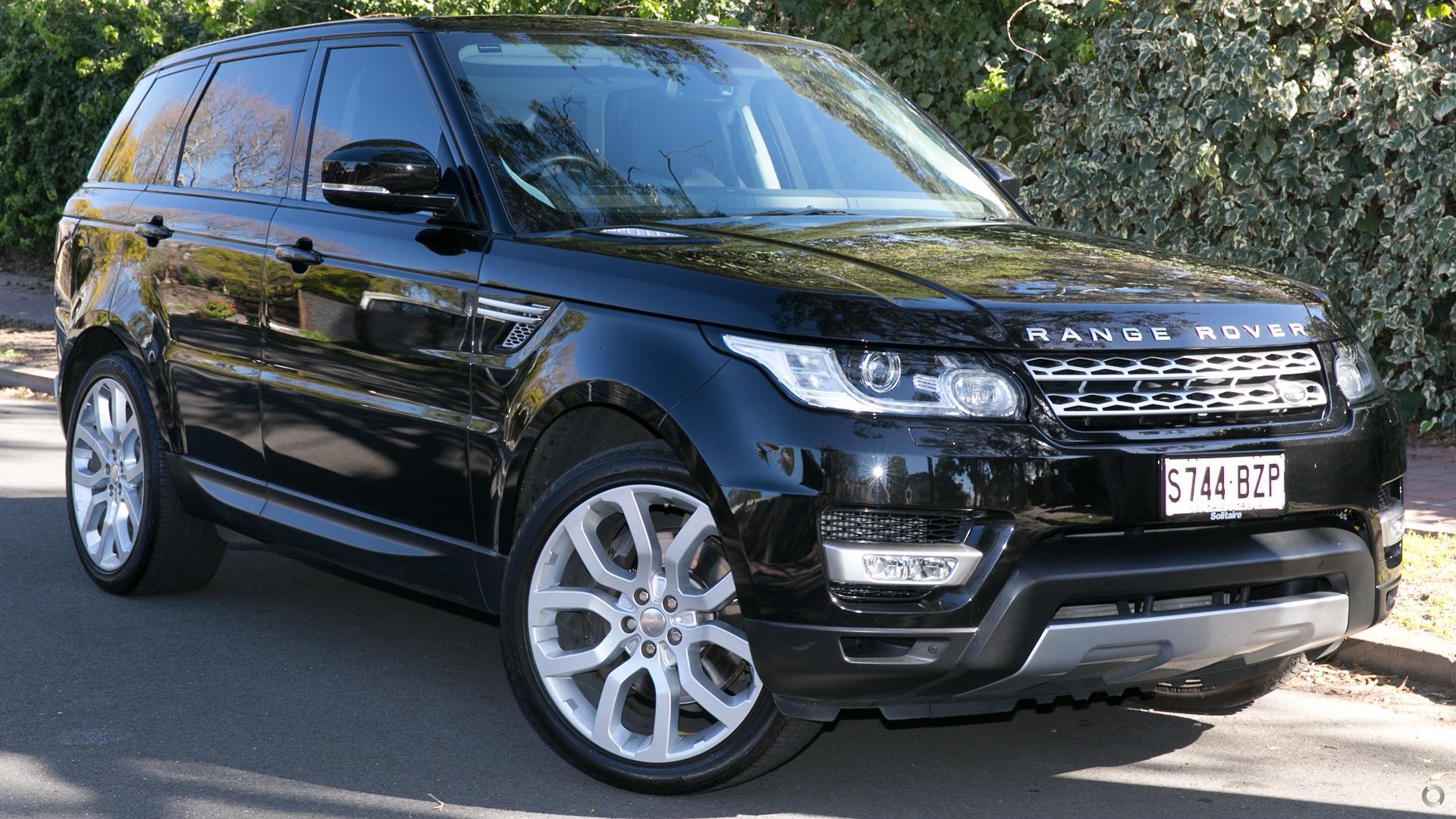 2013 Land Rover Range Rover Sport L494