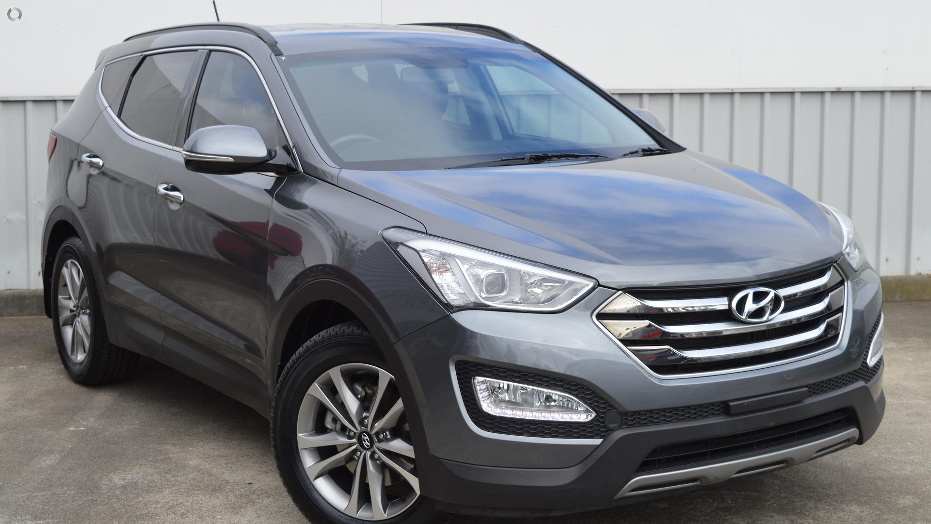2015 Hyundai Santa Fe DM2