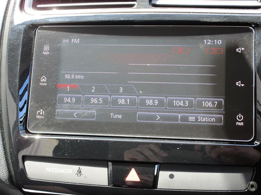 2018 Mitsubishi ASX ES ADAS XC