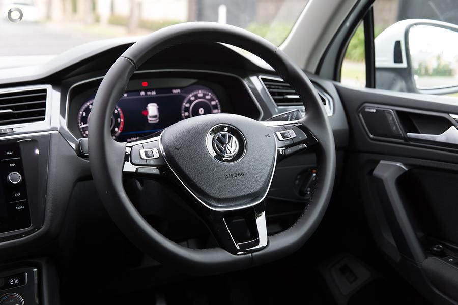 2018 Volkswagen Tiguan 132TSI Comfortline 5N