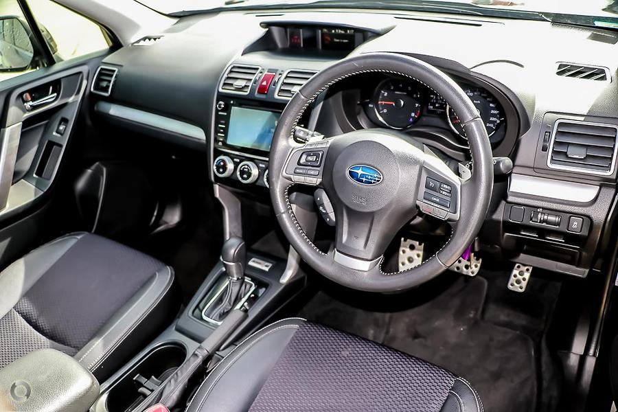 2016 Subaru Forester XT Premium S4