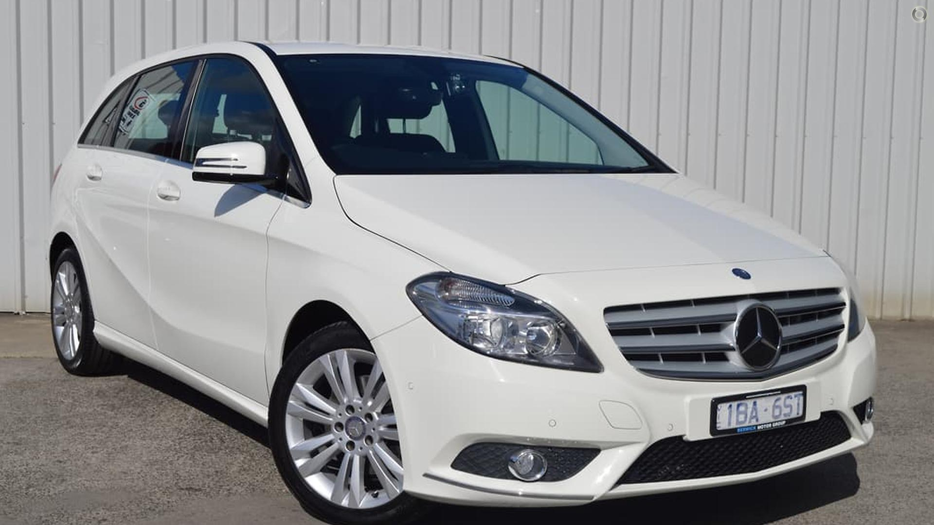 2013 Mercedes-benz B200 Blueefficiency  W246
