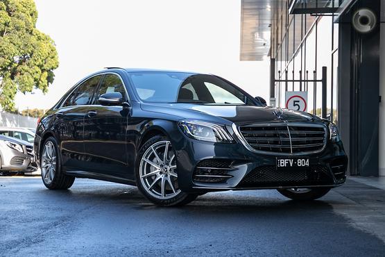 2019 Mercedes-Benz S 350 D