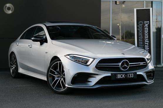 2019 Mercedes-Benz <br>CLS-CLASS