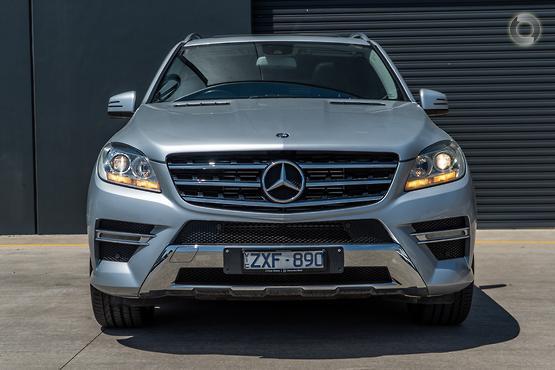 2013 Mercedes-Benz ML 250 BLUETEC