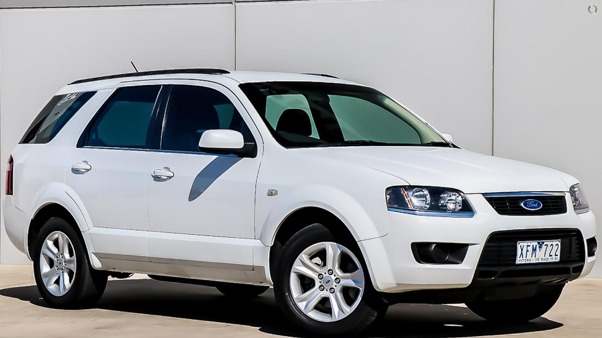 2009 Ford Territory SY