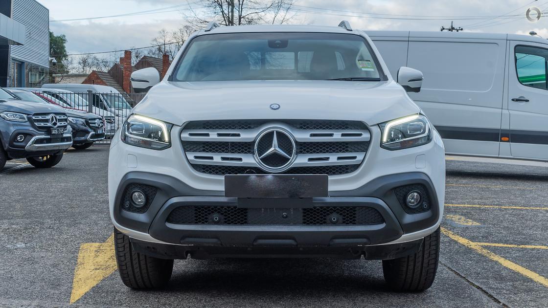 2017 Mercedes-Benz X 250 D PROGRESSIVE Utility