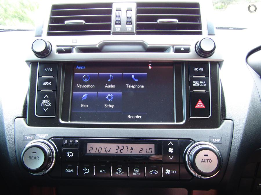 2016 Toyota Landcruiser Prado VX GDJ150R