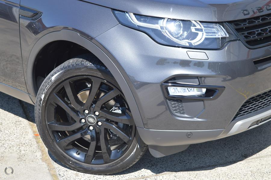 2017 Land Rover Discovery Sport TD4 150 HSE L550
