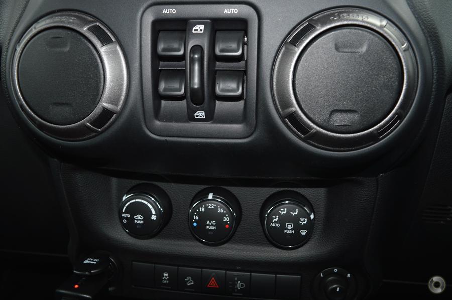 2018 Jeep Wrangler Freedom JK