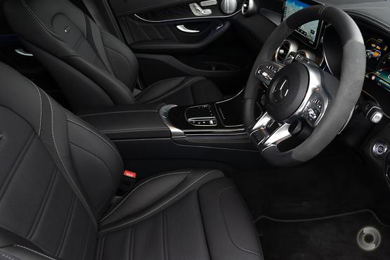 2020 Mercedes-Benz GLC 63 AMG S