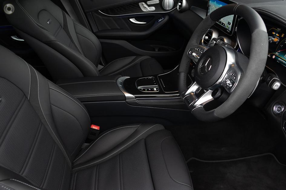 2020 Mercedes-Benz GLC 63 AMG S Wagon