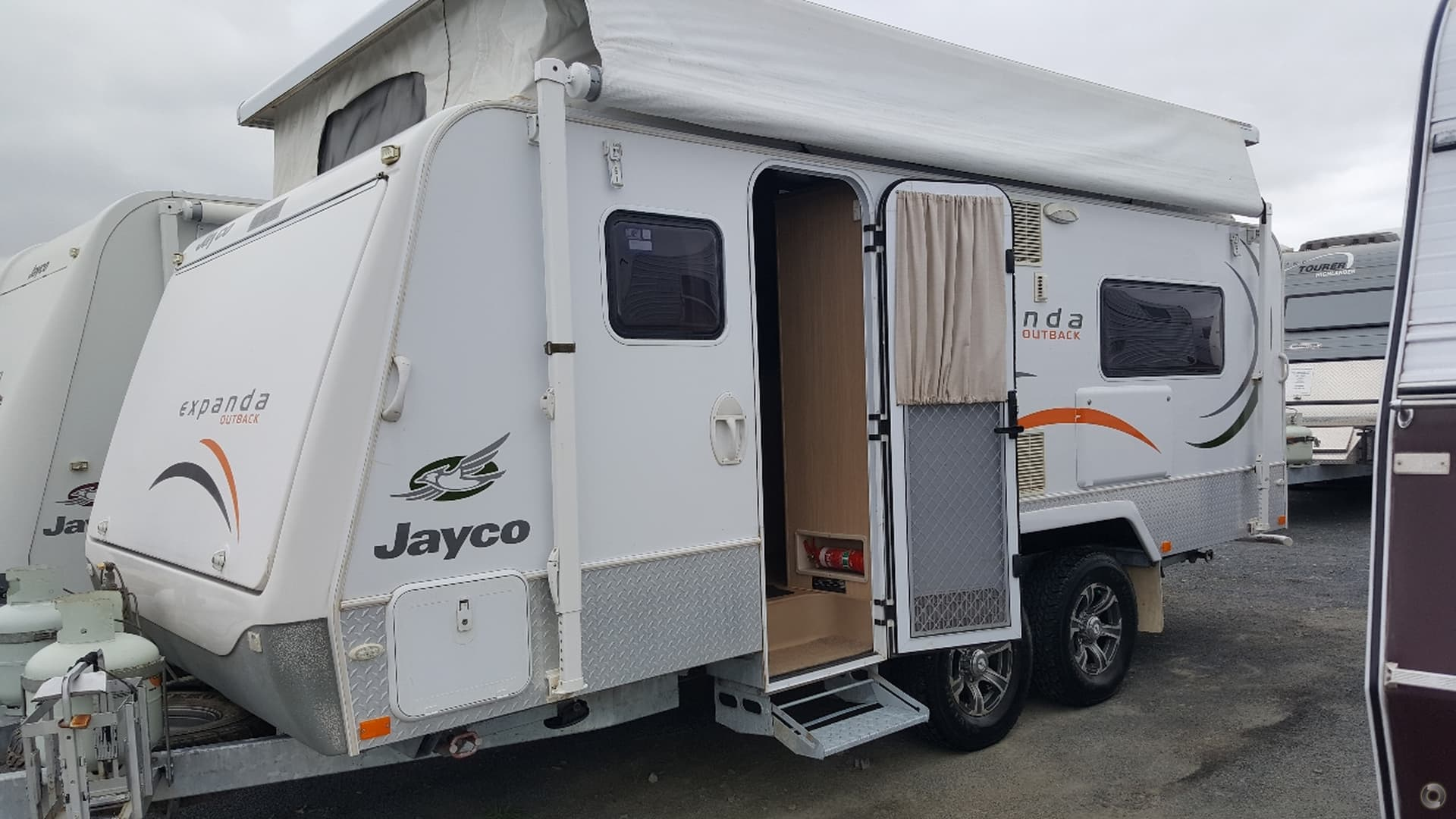 2012 Jayco Expanda Outback