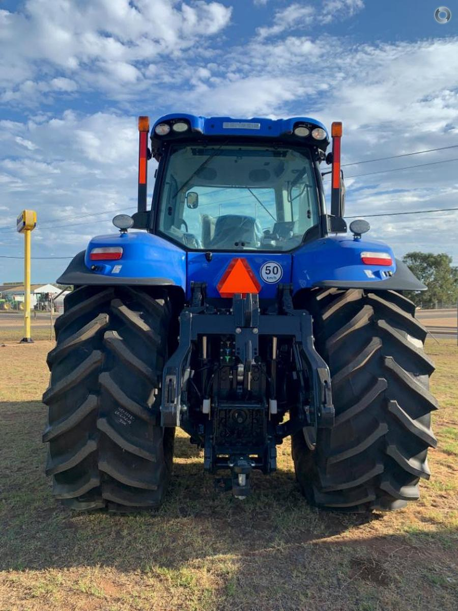 2018 New Holland T8.410