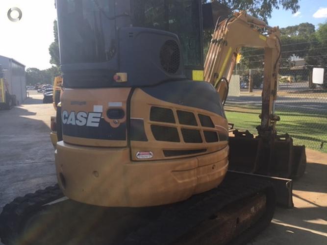 2010 CASE CX36B Excavator