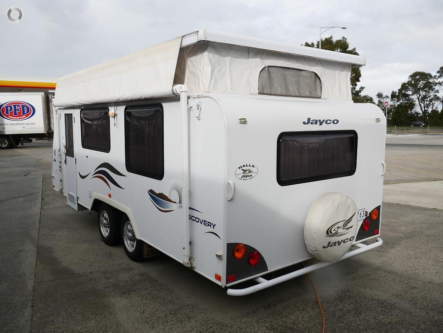 2008 Jayco Discovery 17.55 2